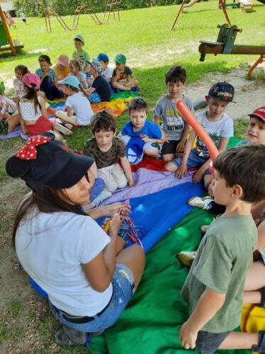 Piknik z okazji Dnia Dziecka 2021 r.
